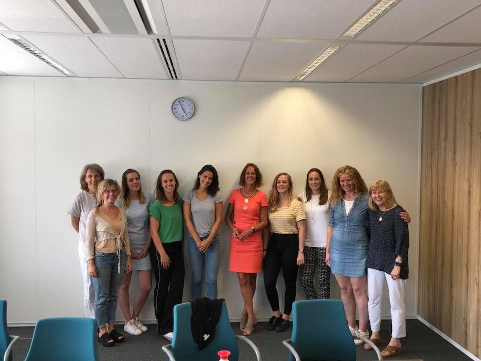 Start nieuw MST-CAN team Rotterdam - MST Multi Systeem Therapie
