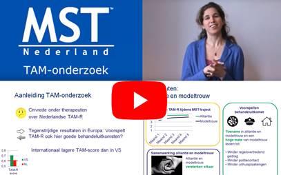 Modeltrouw en werkrelatie MST Video blog: Promotie onderzoek Aurelie - MST Multi Systeem Therapie